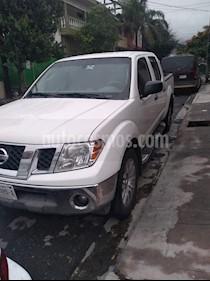 Nissan Frontier Pro-4X 4x2 V6 usado (2011) color Blanco precio $199,999