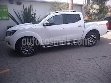 Nissan Frontier LE 2.4L  usado (2020) color Blanco precio $535,000