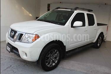 Nissan Frontier Pro-4X 4x4 V6 usado (2015) color Blanco precio $309,000