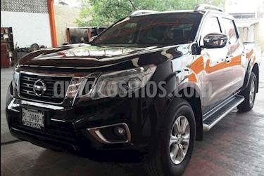 Nissan Frontier LE 2.4L usado (2019) color Negro precio $332,500