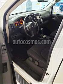 Nissan Frontier Pro-4X 4x4 V6 usado (2018) color Blanco precio $409,000