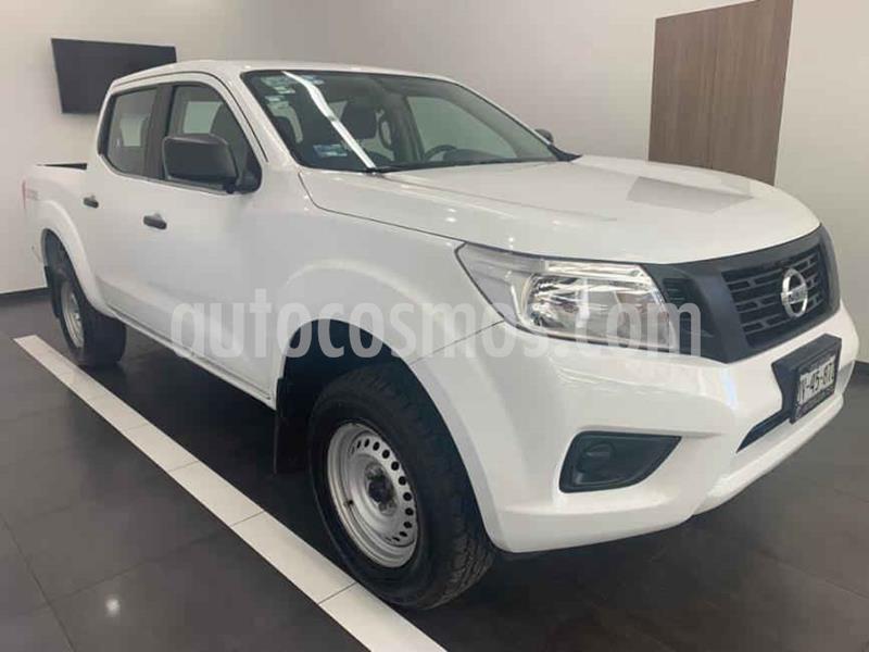 Nissan Frontier LE 2.4L 4x4 usado (2018) color Blanco precio $299,000