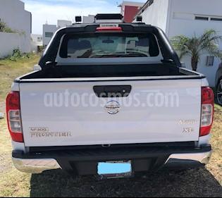 Nissan Frontier XE 2.4L  usado (2016) color Blanco precio $260,000