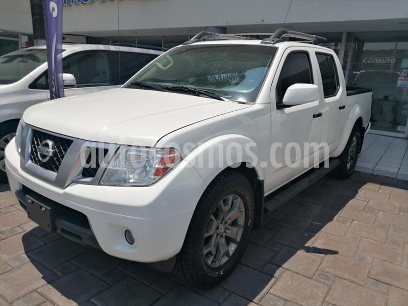 Nissan Frontier Pro-4X 4x2 V6 usado (2018) color Blanco precio $354,000