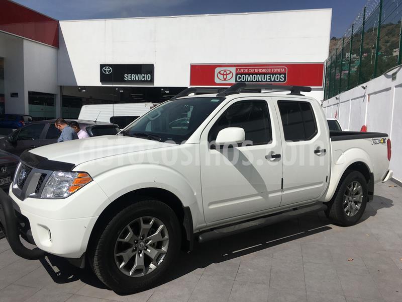 Nissan Frontier Pro-4X 4x2 V6 usado (2019) color Blanco precio $507,000