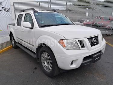 Nissan Frontier Pro-4X 4x2 V6 usado (2012) color Blanco precio $198,000