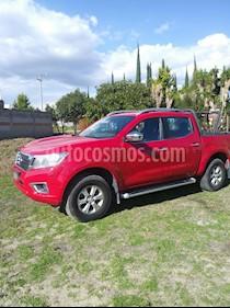 Nissan Frontier LE 2.4L  usado (2017) color Rojo precio $305,000