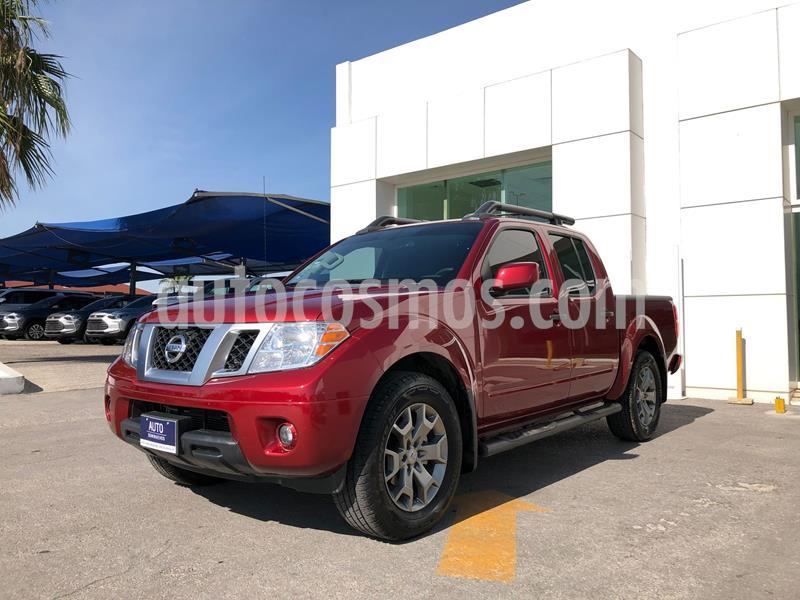 Nissan Frontier Pro-4X 4x2 V6 usado (2020) color Rojo precio $495,000