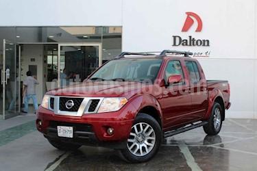 Nissan Frontier Pro-4X Grado S 4x2 V6 usado (2014) color Rojo precio $269,000