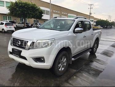 Nissan Frontier LE 2.4L usado (2016) color Blanco precio $96,000