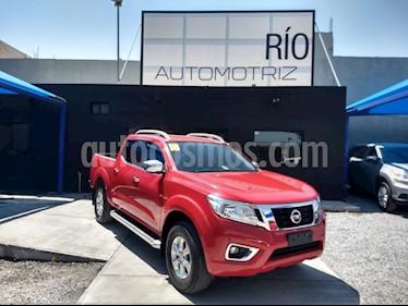 Nissan Frontier SE 2.4L 4x2  usado (2018) color Rojo precio $308,000