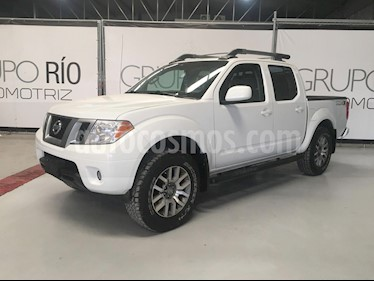 Nissan Frontier Pro-4X 4x4 V6   usado (2014) color Blanco precio $279,000