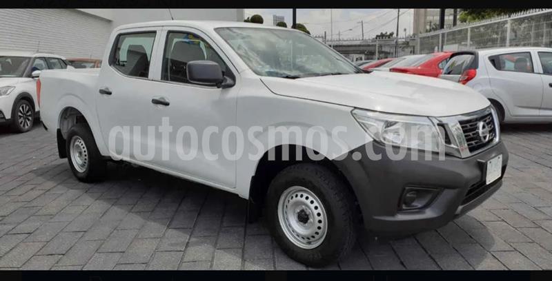Nissan Frontier LE 2.4L  usado (2020) color Blanco precio $414,999