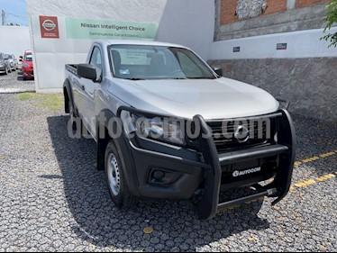 Foto venta Auto usado Nissan Frontier NP300 PICKUP TM DH AC 6VEL (2019) color Plata precio $279,300