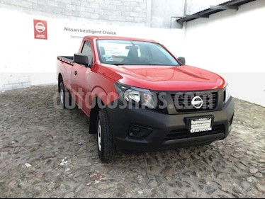 Foto venta Auto Seminuevo Nissan Frontier PICK UP TM DH AC PAQ SEG (2018) color Rojo precio $255,000