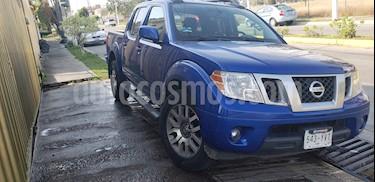 Foto venta Auto usado Nissan Frontier Pro-4X 4x2 V6  (2014) color Azul precio $280,000