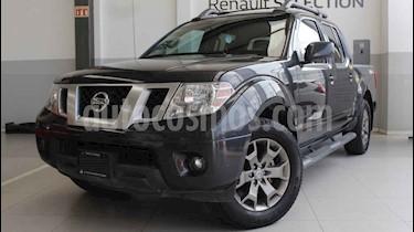 Foto venta Auto usado Nissan Frontier Pro-4X 4x2 V6 (2015) color Gris precio $275,000