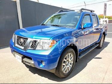Foto venta Auto usado Nissan Frontier Pro-4X 4x2 V6 (2014) color Azul precio $259,000