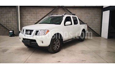Foto venta Auto usado Nissan Frontier Pro-4X 4x4 V6 (2017) color Blanco precio $376,000