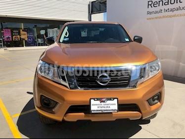 Foto venta Auto usado Nissan Frontier Pro-4X 4x4 V6 (2017) color Naranja precio $300,000