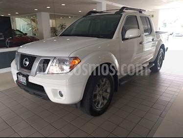 Nissan Frontier Pro-4X 4x4 V6 usado (2018) color Blanco precio $425,800
