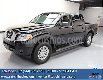 Foto venta Auto Seminuevo Nissan Frontier Pro-4X 4x4 V6 (2015) color Negro precio $134,000