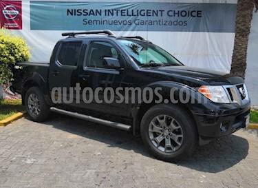Foto venta Auto usado Nissan Frontier Pro-4X 4x4 V6 (2017) color Negro precio $410,000