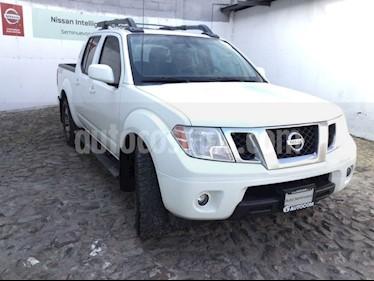 Foto venta Auto Seminuevo Nissan Frontier PRO4X 5AT 4X2 (2014) color Blanco precio $270,000
