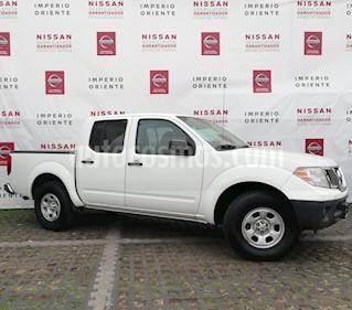 Foto venta Auto Seminuevo Nissan Frontier SE 4x4 V6 (2014) color Blanco precio $259,900