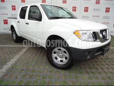 Foto venta Auto Seminuevo Nissan Frontier SV 4x4 V6 (2014) color Blanco precio $259,900