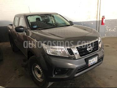 Foto venta Auto usado Nissan Frontier XE 2.4L  (2018) color Gris precio $270,000