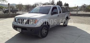 Foto venta Auto usado Nissan Frontier XE 2.4L (2008) color Gris precio $170,000