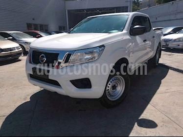 Foto Nissan Frontier XE 2.4L usado (2018) color Blanco precio $319,000