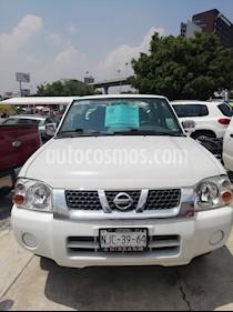 Foto venta Auto usado Nissan Frontier XE 2.4L (2011) color Blanco precio $168,000