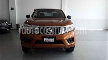 Foto venta Auto usado Nissan Frontier XE 2.4L (2016) color Naranja precio $289,999