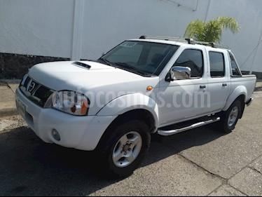 Foto venta Auto usado Nissan Frontier XE 2.4L  (2014) color Blanco precio $209,000