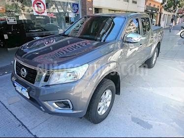 Foto venta Auto usado Nissan Frontier XE 4X4 MANUAL CABINA DOBLE (2018) color Gris precio $1.150.000