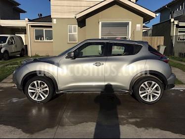 Nissan Juke 1.6L Sense Aut usado (2017) color Plata precio $8.400.000
