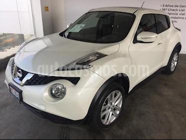 Foto venta Auto usado Nissan Juke 5p Exclusive L4/1.6/T Aut (2017) color Blanco precio $300,000