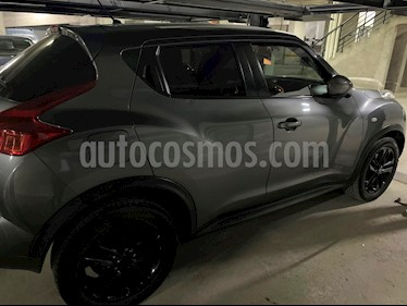 Foto venta Auto usado Nissan Juke Advance CVT NAVI (2014) color Gris Metalico precio $180,000