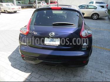 Foto Nissan Juke Advance CVT NAVI usado (2016) color Azul precio $234,900