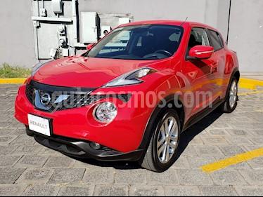 Foto venta Auto usado Nissan Juke Advance CVT (2017) color Rojo precio $260,000