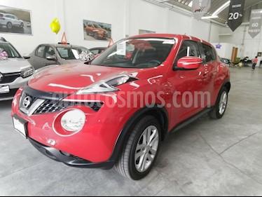 Foto venta Auto usado Nissan Juke Advance CVT (2017) color Rojo precio $300,000