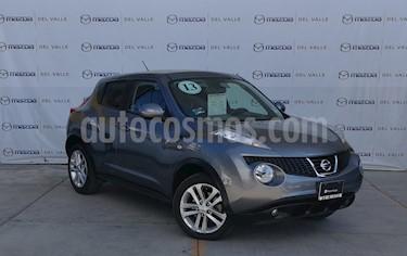 Foto venta Auto usado Nissan Juke Advance CVT (2013) color Gris Oscuro precio $180,000