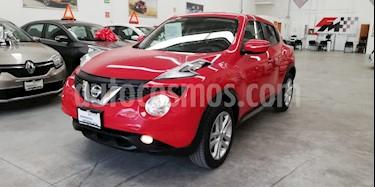 Foto venta Auto usado Nissan Juke Advance CVT (2017) color Rojo Infierno precio $300,000