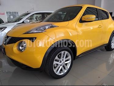 Foto venta Auto usado Nissan Juke Advance CVT (2017) color Naranja precio $290,000