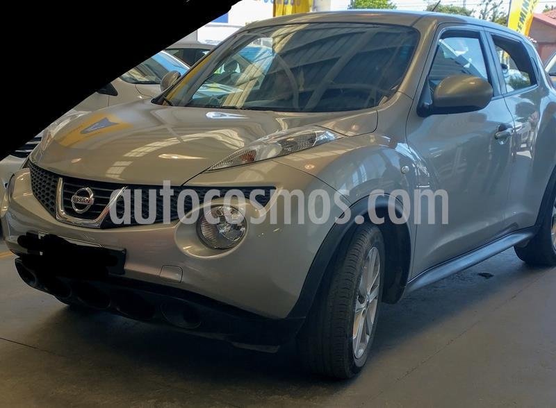Nissan Juke Base Aut usado (2013) color Plata precio $8.500.000