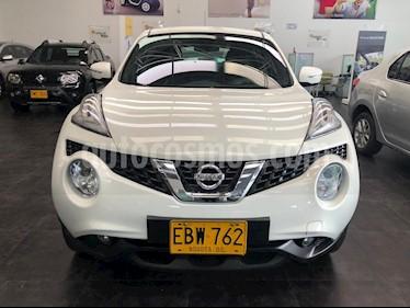 Foto Nissan Juke 1.6L usado (2018) color Blanco precio $67.700.000