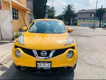 Foto venta Auto usado Nissan Juke Exclusive CVT NAVI (2017) color Amarillo precio $290,000