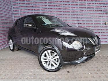 foto Nissan Juke Exclusive CVT NAVI usado (2015) color Negro Zafiro precio $290,000